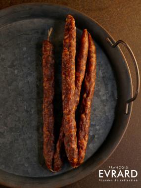 Bâton de Chorizo Maison Evrard