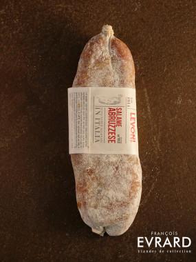 Saucisson italien des Abruzzese