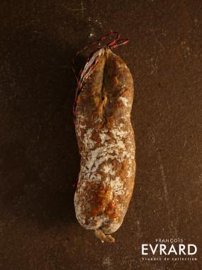 Saucisson sec chorizo de porc Noir Gascon de chez Pierre Matayron