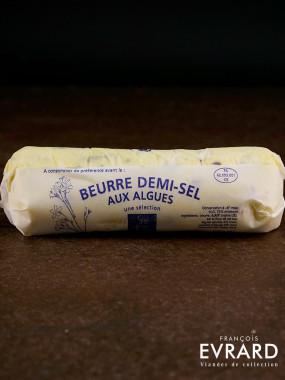 Beurre aux Algues  125 gr par Philippe Olivier