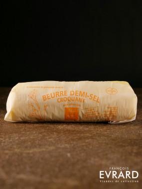 Beurre 1/2 sel croquant 125 gr  par Philippe Olivier