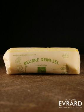 Beurre 1/2 sel 125 gr par Philippe Olivier