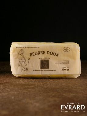 Beurre doux 250 g par Philippe Olivier