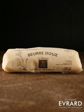 Beurre doux 125gr par Philippe Olivier
