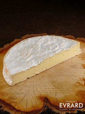 Brie au lait cru affiné par Philippe Olivier